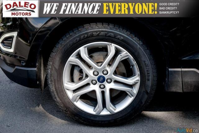2015 Ford Edge TITANIUM / LEATHER / NAVI / PANOROOF / Photo28