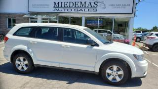 Used 2015 Dodge Journey Canada Value Pkg for sale in Mono, ON