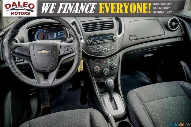 2015 Chevrolet Trax LS / ONSTAR / REAR WIPER / USB INPUT Photo14