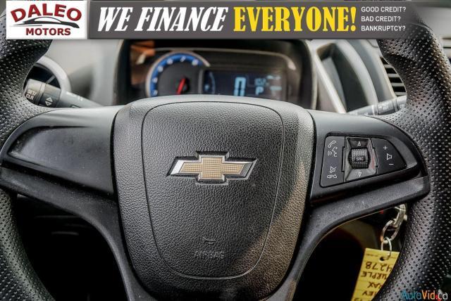 2015 Chevrolet Trax LS / ONSTAR / REAR WIPER / USB INPUT Photo17