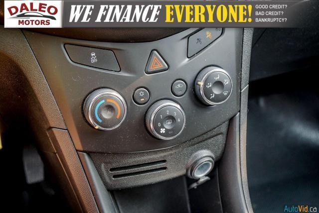2015 Chevrolet Trax LS / ONSTAR / REAR WIPER / USB INPUT Photo19