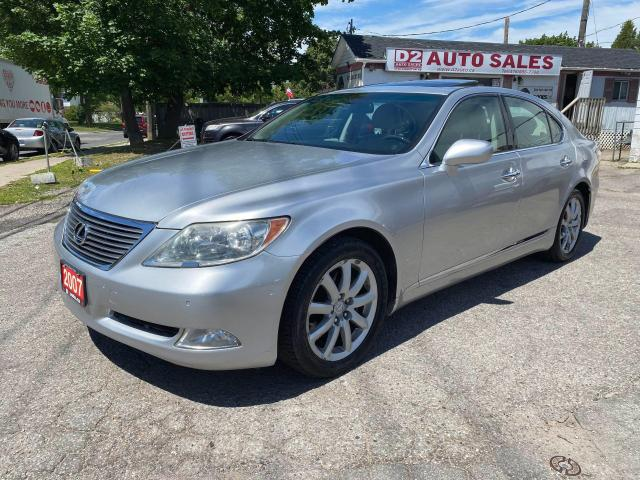 2007 Lexus LS 460 Leather/Roof/Navi/Bckup Camera/Comes Certified