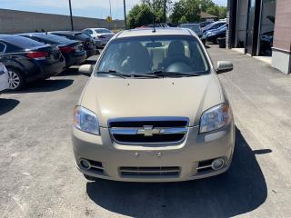 Used 2010 Chevrolet Aveo LT for sale in Hamilton, ON