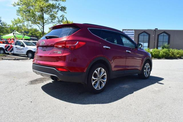 2016 Hyundai Santa Fe LIMITED