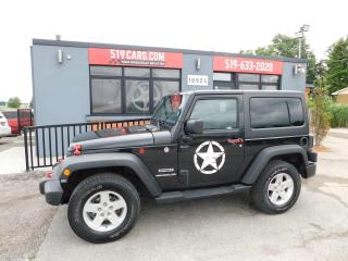 Used 2015 Jeep Wrangler SPORT | A/C | Cruise for sale in St. Thomas, ON