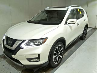 Used 2017 Nissan Rogue SL Platinum  ALL WHEEL LEATHER for sale in Waterloo, ON