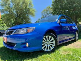 Used 2009 Subaru Impreza 2.5i w/Sport Pkg for sale in Guelph, ON
