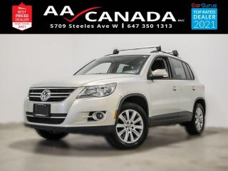 Used 2010 Volkswagen Tiguan 2.0T for sale in North York, ON