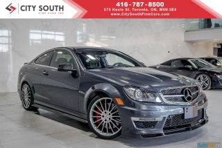 Used 2013 Mercedes-Benz C-Class C 63 AMG for sale in Toronto, ON