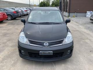 Used 2010 Nissan Versa SL for sale in Hamilton, ON