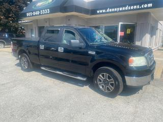 Used 2006 Ford F-150 SUPERCREW 5.4 L for sale in Mississauga, ON