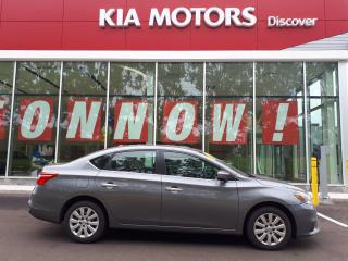 Used 2017 Nissan Sentra 1.8 SV for sale in Charlottetown, PE