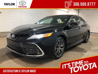 New 2021 Toyota Camry HYBRID XLE for sale in Regina, SK