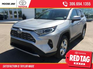 New 2021 Toyota RAV4 Hybrid Limited for sale in Moose Jaw, SK