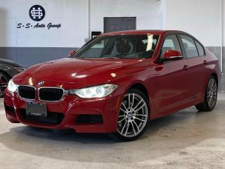 Used 2013 BMW 335i XDRIVE M SPORT 6 SPEED NAV BACK UP  HK SOUND  for sale in Oakville, ON