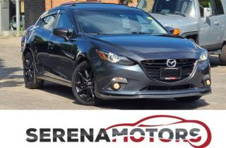 Used 2014 Mazda MAZDA3 GT | AUTO | SUNROOF | NAVI | B. UP CAM | NO ACCID for sale in Mississauga, ON