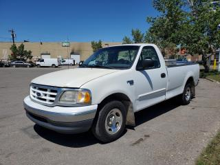 Used 2000 Ford F-150 XL for sale in Calgary, AB