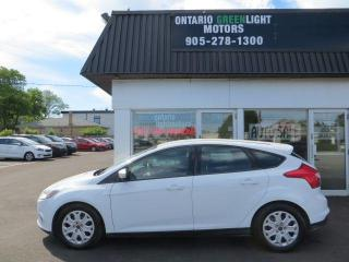 Used 2014 Ford Focus SE, AUTOMATIC, CERTIFIED, 1 OWNER , CLEAN CARFAX for sale in Mississauga, ON