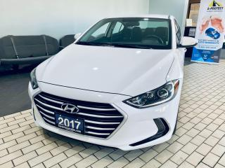 Used 2017 Hyundai Elantra GL NO ACCIDENT ANDROID PLAY ALLOY CAMERA $13999 for sale in Brampton, ON