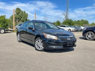Used 2012 Honda Accord EX-L for sale in Oakville, ON