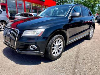 Used 2013 Audi Q5 2.0L for sale in London, ON
