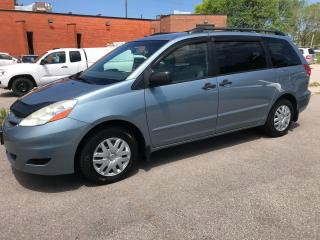 Used 2006 Toyota Sienna 8PASSENGERS,146KM,SERVICED BY TOYOTA, for sale in Toronto, ON