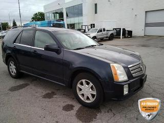Used 2005 Cadillac SRX V6 | LEATHER | PARKING SENSORS | 17