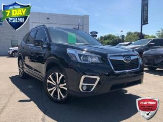 Used 2020 Subaru Forester Limited LIKE NEW! ONLY 13000 KMS! LTD EDITION WITH EYESITE for sale in Hamilton, ON