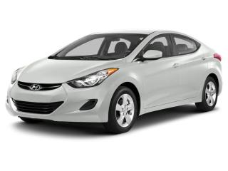Used 2013 Hyundai Elantra Limited COMING SOON!! for sale in Huntsville, ON