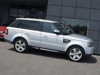 Used 2013 Land Rover Range Rover Sport SUPERCHARGED|NAVI|360 CAMERA for sale in Toronto, ON