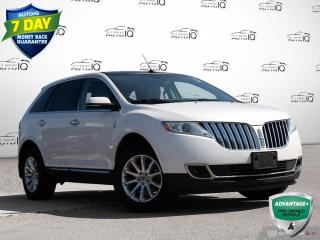 Used 2014 Lincoln MKX Awd | Leather | Navigation | Vista Sunroof!! for sale in Oakville, ON