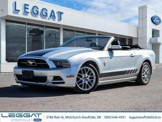 Used 2013 Ford Mustang V6 Premium for sale in Stouffville, ON