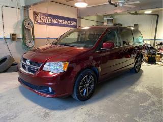 Used 2017 Dodge Grand Caravan 4DR WGN SXT PREMIUM PLUS for sale in Kingston, ON