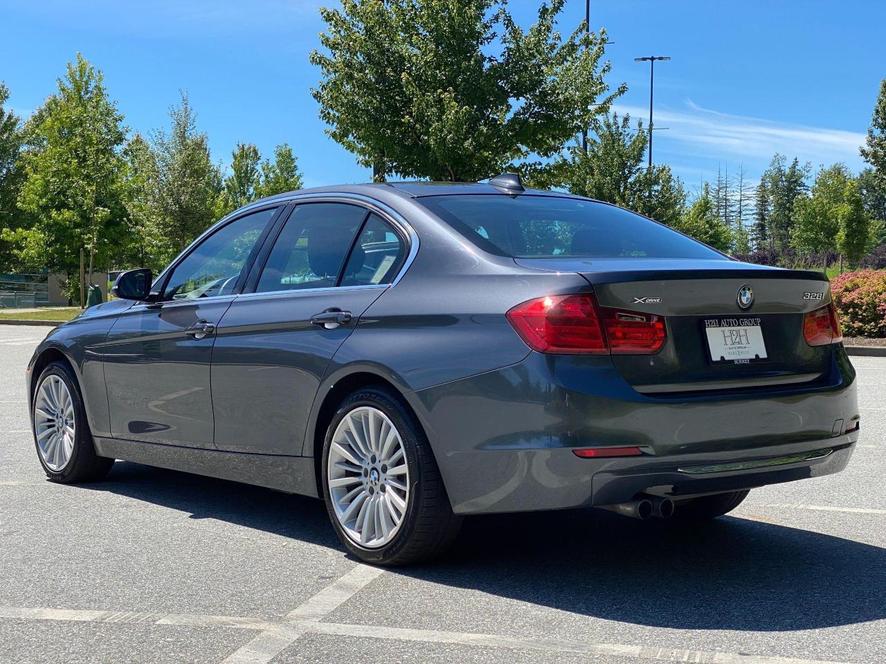 2014 BMW 3 Series 328i xDrive Photo3