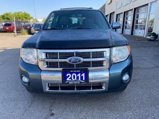Used 2011 Ford Escape POWER MIRRORS, STEERING WHEEL CONTROLS, BLUETOOTH for sale in Woodbridge, ON