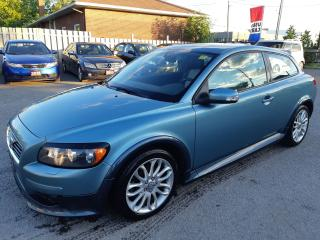 Used 2008 Volvo C30 AUTOMATIC TRANSMISSION, A/C, PSUNROOF, POWER GROUP for sale in Ottawa, ON