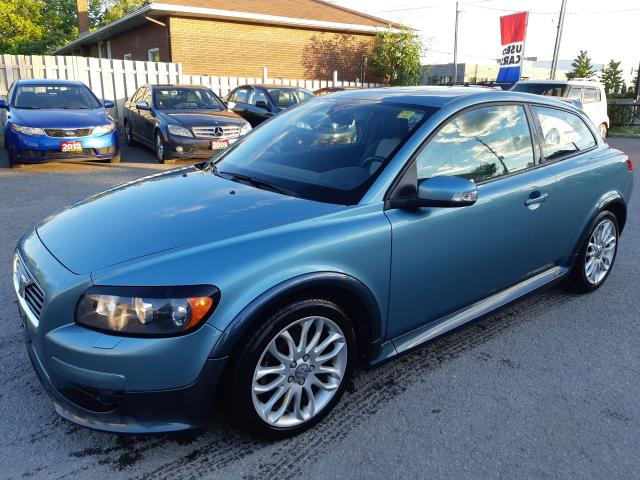 2008 Volvo C30 AUTOMATIC TRANSMISSION, A/C, PSUNROOF, POWER GROUP