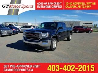 Used 2017 GMC Sierra 1500 SLE   Z71   4X4   $0 DOWN - EVERYONE APPROVED! for sale in Calgary, AB
