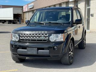 Used 2012 Land Rover LR4 HSE NAVIGATION /PANORAMIC SUNROOF /7PASS for sale in North York, ON