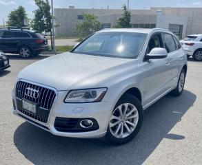 Used 2014 Audi Q5 3.0L TDI Technik Navigation/Pano Roof /Camera for sale in North York, ON