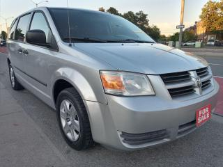 Used 2008 Dodge Grand Caravan SE-EXTRA CLEAN-180K-7 SEATS-STOW N GO-BLUETOOTH for sale in Scarborough, ON
