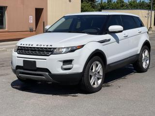 Used 2012 Land Rover Range Rover Evoque Premium AWD for sale in North York, ON