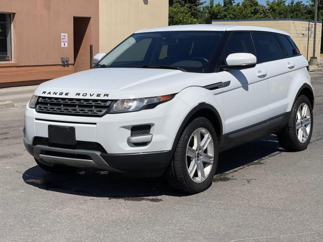 2012 Land Rover Range Rover Evoque Premium AWD