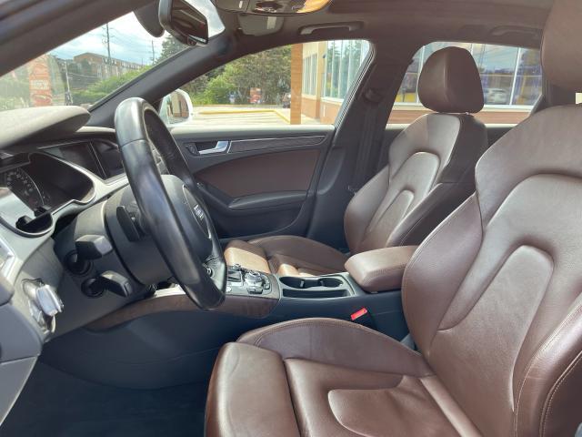 2016 Audi A4 Technik  All Road Navigation/Panoramic Sunroof Photo9