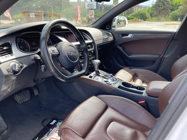 2016 Audi A4 Technik  All Road Navigation/Panoramic Sunroof Photo10