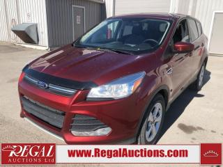 Used 2016 Ford Escape SE 4D Utility 2WD 2.5L for sale in Calgary, AB
