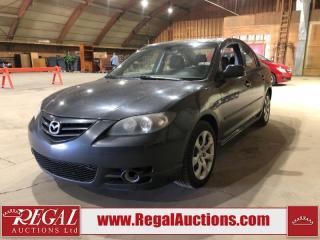Used 2005 Mazda MAZDA3 GT 4D Sedan for sale in Calgary, AB