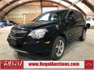 Used 2008 Saturn Vue Hybrid 4D Utility 4CYL FWD for sale in Calgary, AB