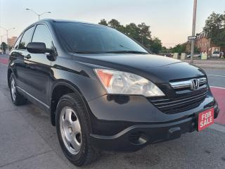 Used 2009 Honda CR-V EX-EXTRA CLEAN-4CYL-SUNROOF-AUX-ALLOYS-MUST SEE for sale in Scarborough, ON