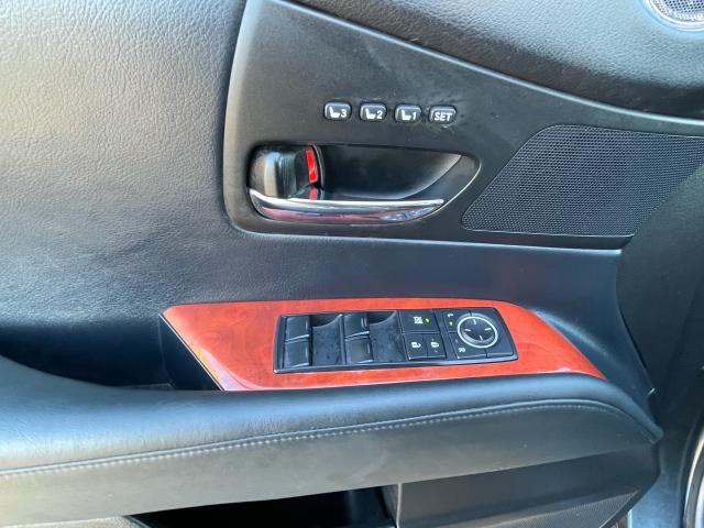 2010 Lexus RX 450h Hybrid  AWD Leather/Sunroof /Camera Photo11